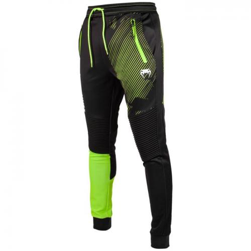 VENUM: TRAINING CAMP 2.0 JOGGINGS - SVART/NEON