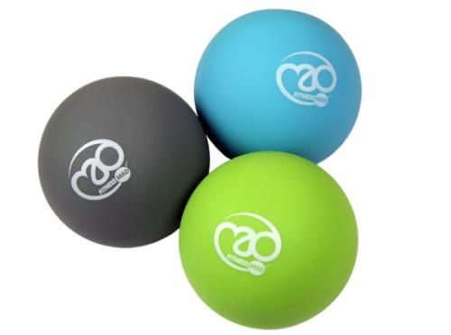 FITNESS-MAD: TRIGGER POINT MASSAGE BOLLAR - 3-PACK