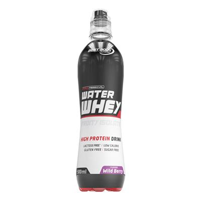 BEST BODY NUTRITION: WATER WHEY ISOLATE DRINK - 500ml