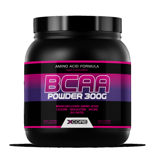 XCORE: BCAA POWDER - 300gr