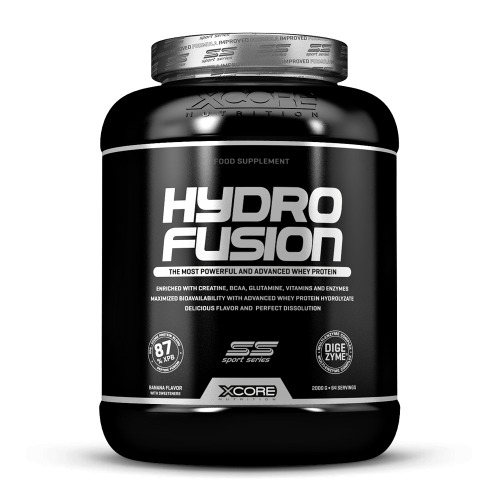 XCORE: HYDRO FUSION - 2kg (UTGÅNGET DATUM)