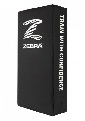 ZEBRA ATHLETICS: PERFORMANCE KICK SHIELD - SVART