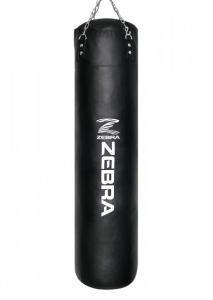 ZEBRA ATHLETICS: PRO LUXURY HEAVY BOXNINGSSÄCK FYLLD - 180cm