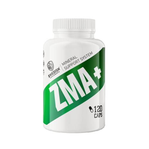 SWEDISH SUPPLEMENTS: ZMA+ - 120 caps