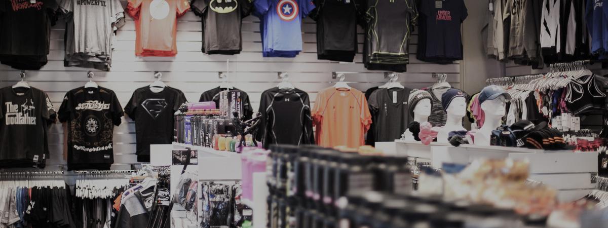 kampsport göteborg butik