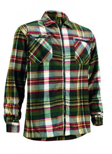 Isac M - Fleeceskjorta