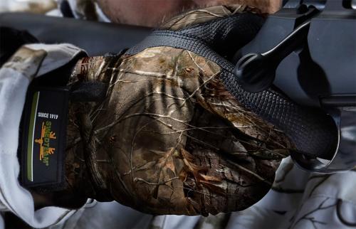 Handske Grip Camo