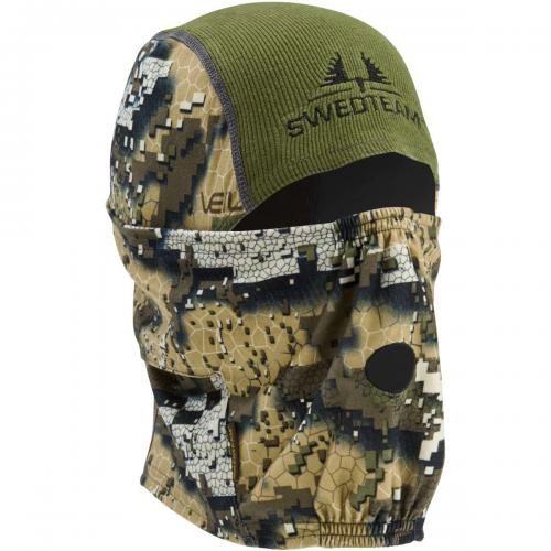 Ridge Camouflage Hood Desolve Veil