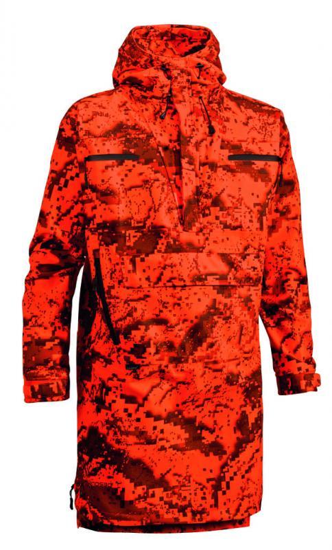 Sortiment av jaktkläder för dam, jaktkläder för herr, jaktkläder för barn, camouflagekläder