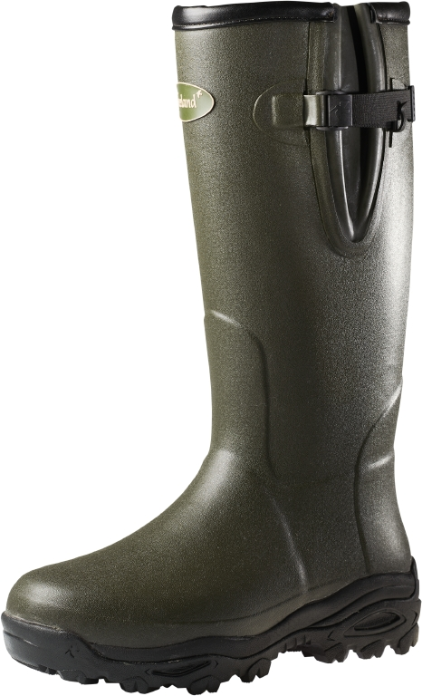 "Countrylife 17"" 3,5mm side-zip, (REA)"