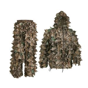 Wood Leaf M Camouflage set