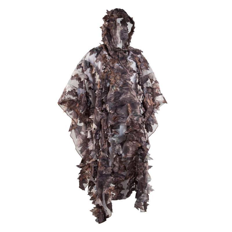 Wood Leaf Poncho M Camouflage set