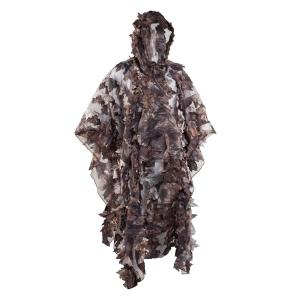 Wood Leaf Poncho M Camouflage set