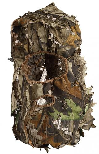 Huva Wood™ Leaf Camo