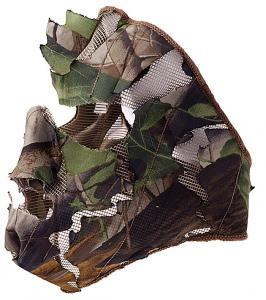 Mask Wood™ Leaf Camo