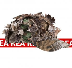 Keps Wood™ Leaf Camo