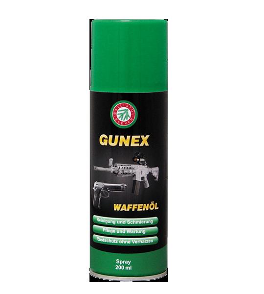Gunex Vapenolja, 50 ml