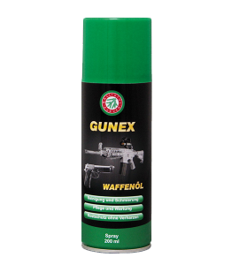 Gunex Vapenolja, 200 ml
