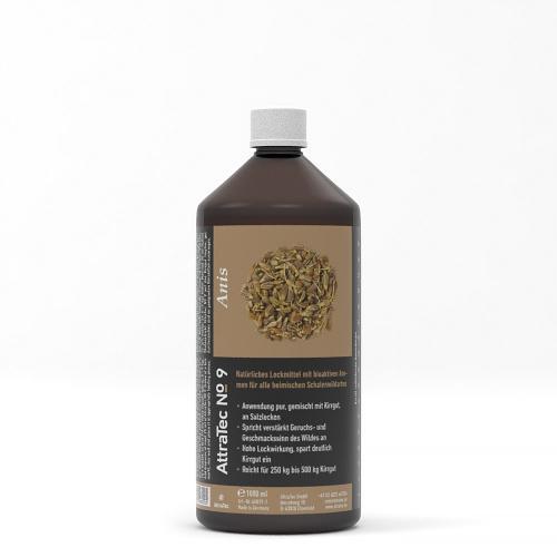 AttraTec No 9 - 1 liter