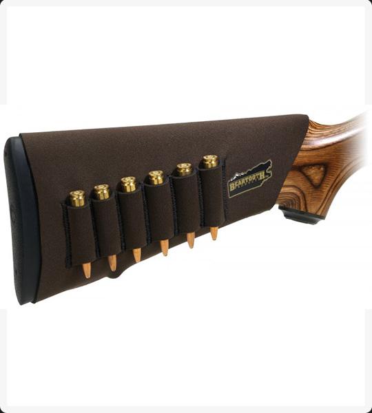 Kolvskydd studsare med patronhållare (brun)