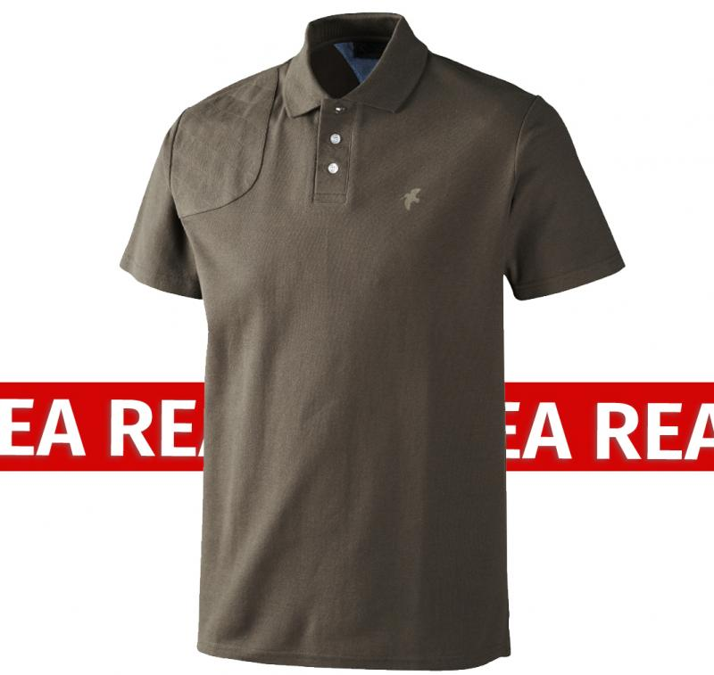 Polo T-Shirt Wren (REA)