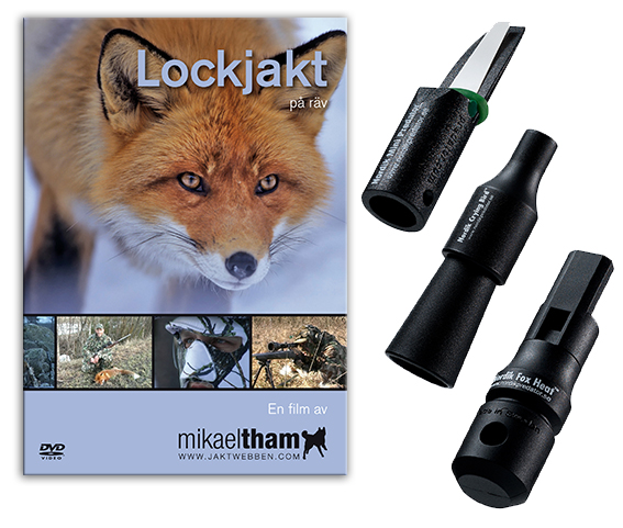 Rävjakt, lockpaket