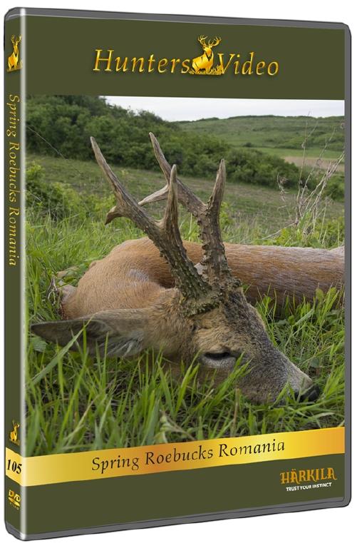 Jakt på vårbockar i Rumänien