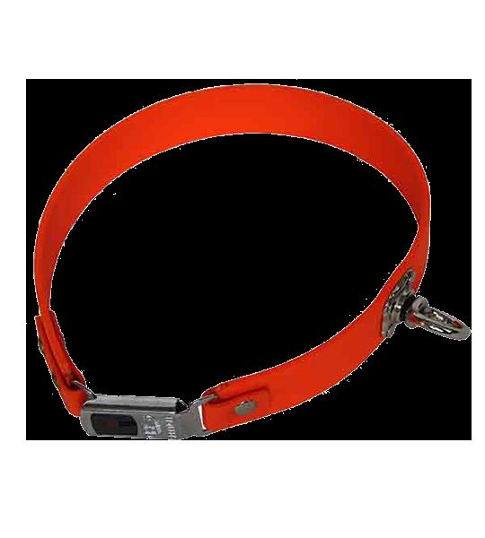 Spårhalsband Biothane 55cm
