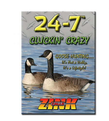 24-7 Cluckin' Crazy