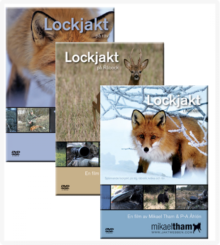 3-pack Lockfilmer