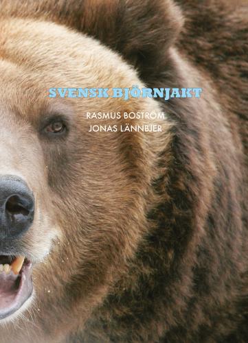 Svensk Björnjakt bok