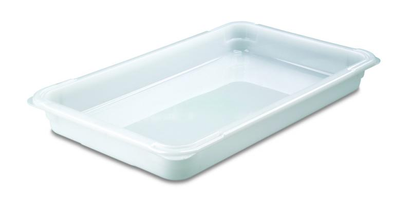 Food box s/lid gn1/1 65mm 9l white