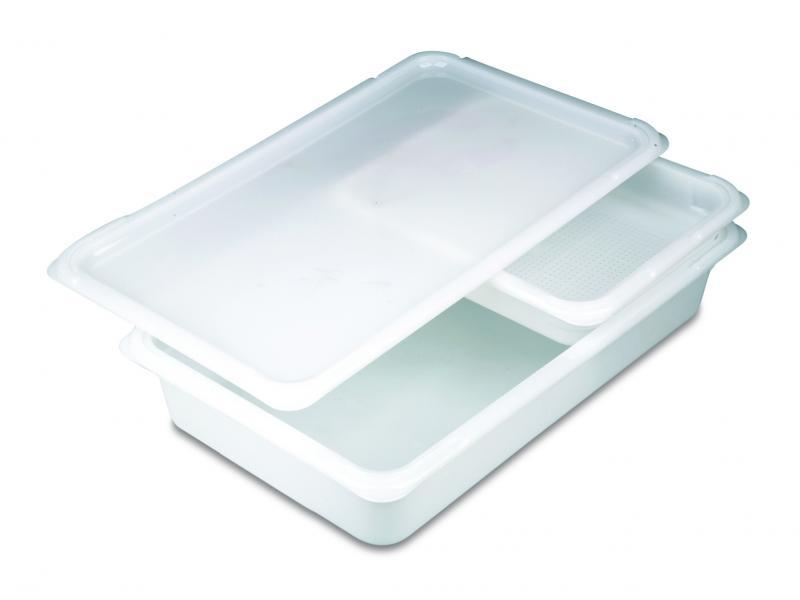 Flour grid w/lid gn1/1