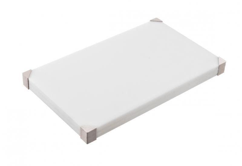 Cut Board 604X404X34Mm White