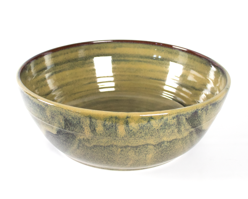 Salad Bowl 40cm handmade