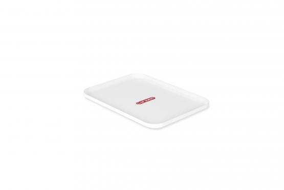 Display tray nº1 white