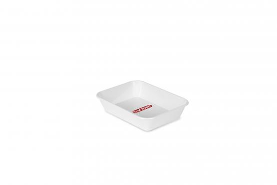 Deep tray nº1 white