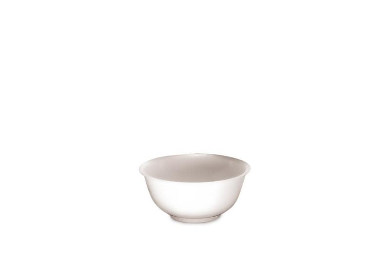 Bowl pp ø130mm 0,5 l. white