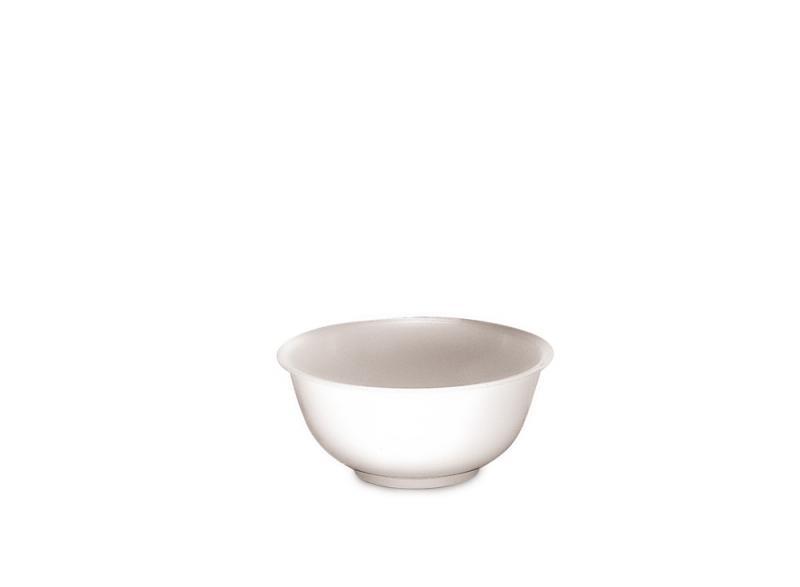 Bowl Pp Ø170Mm 1 L White