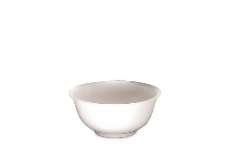 Bowl pp ø235mm 2,5 l. white