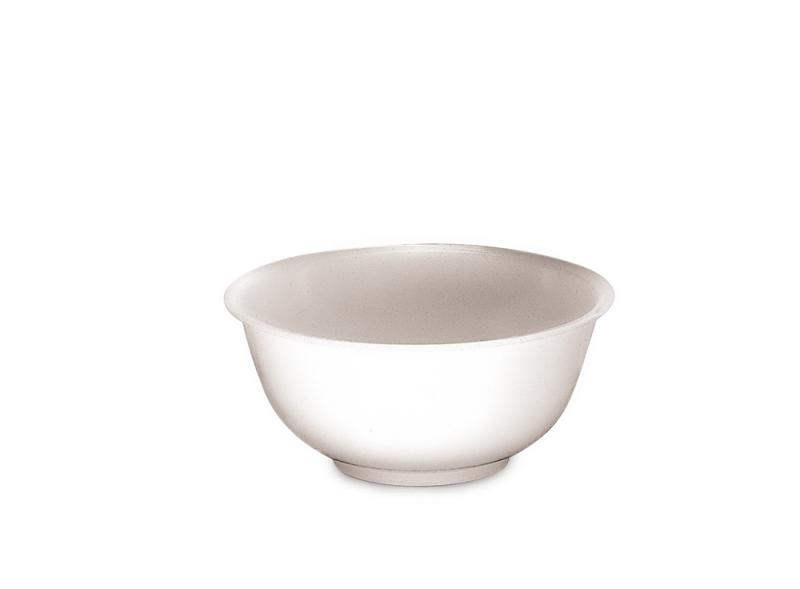 Bowl pp ø280mm  4,5 l. white