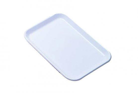 Flat tray nº5 white
