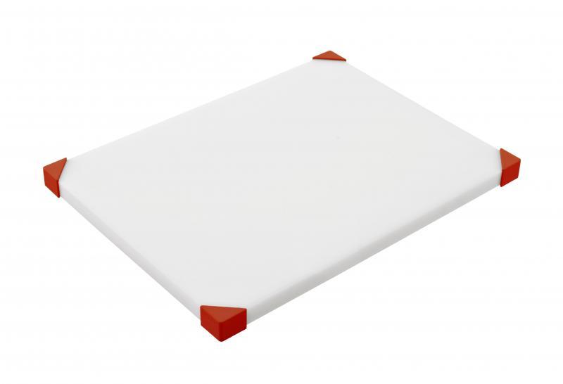 Cut Board 404X304X24Mm Red