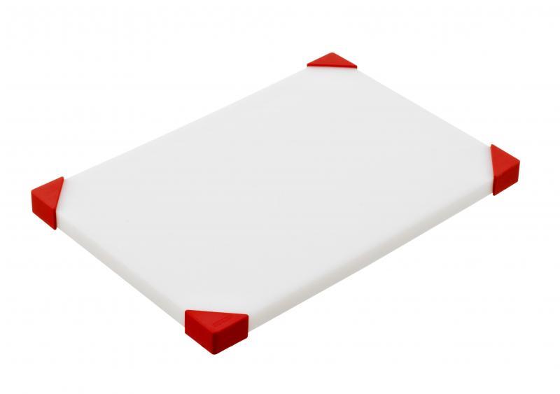 Cut Board 304X204X15Mm Red