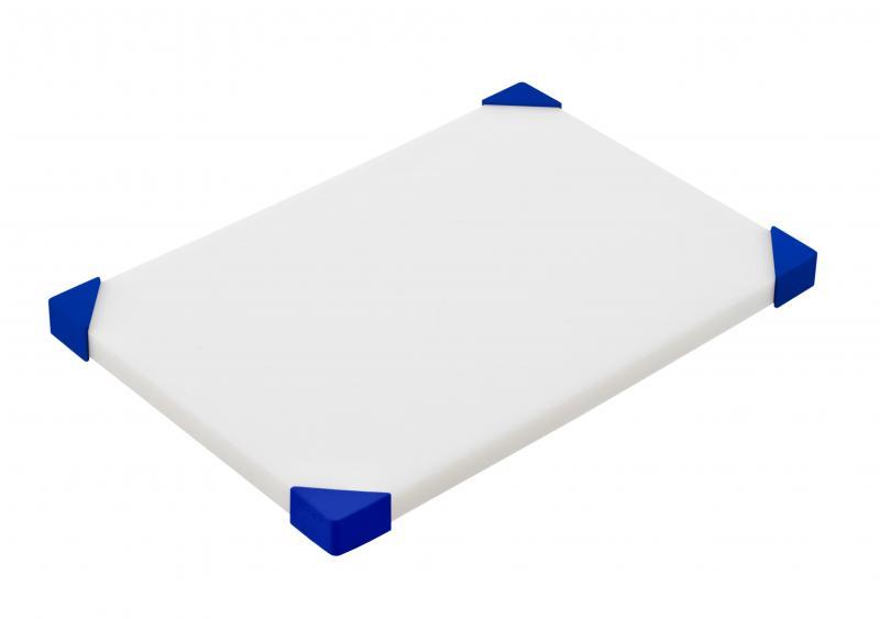 Cut Board 304X204X15Mm Blue