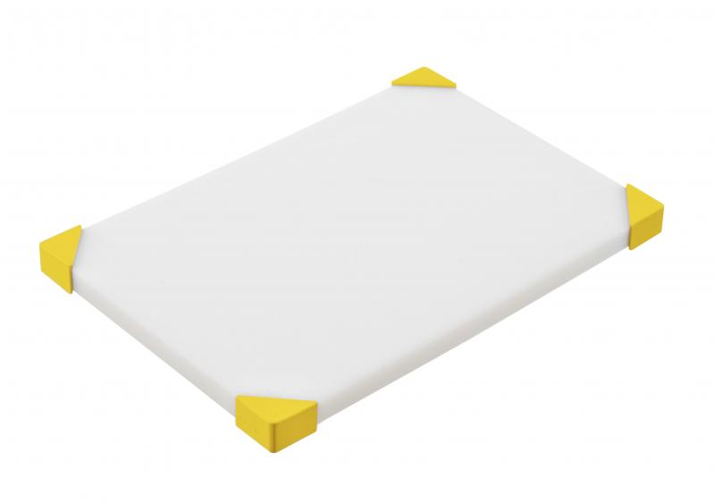 Cut board 304x204x15mm yellow