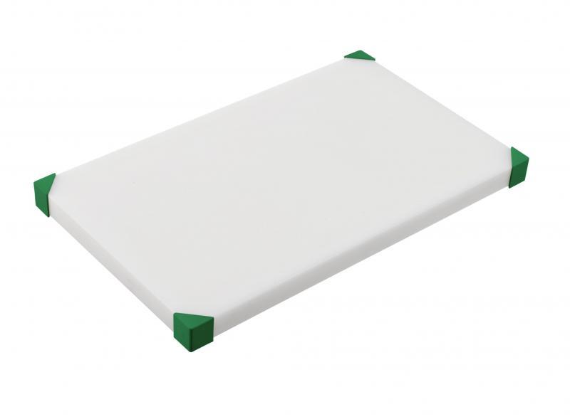 Cut Board 504X304X34Mm Green