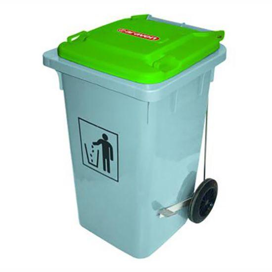 Big bin on wheels 120 l green