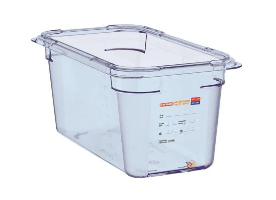 Food box bpa free gn1/3 150mm 5,4 l