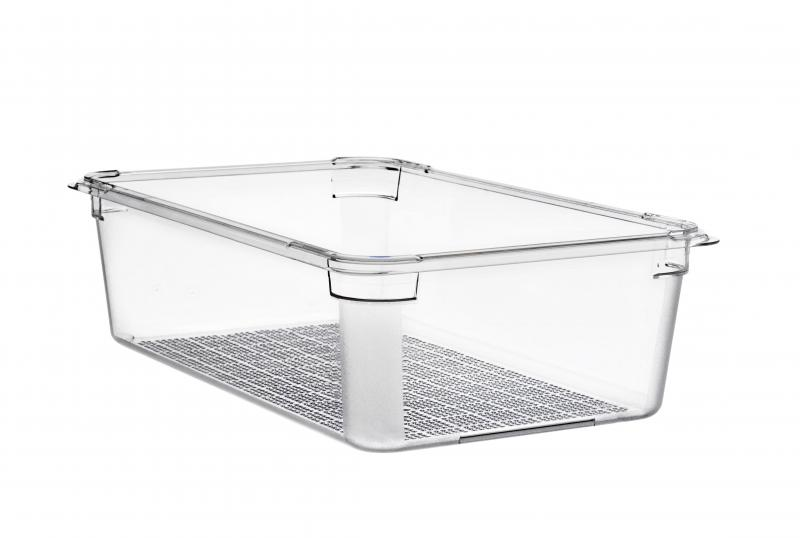 Food box per pc gn1/1 150mm transparent